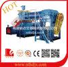 Machine de fabrication de brique mise le feu par machine d'argile de brique de 9001:2008 d'OIN