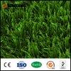 Césped artificial de la hierba del campo de fútbol natural