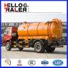 Sinotruk 4X2 10m3 de vacío aguas residuales de succión Truck