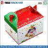 2017 Don de plastification personnalisées Gable Paper Box avec une haute qualité