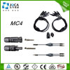 Mc4 разъем водоустойчивое IP67 2.5 к разъему кабеля 6mm2 солнечному