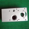 Peça de alumínio fazendo à máquina de trituração do CNC do OEM da elevada precisão