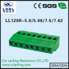 Ll129r-5.08 PCB 나사식 터미널 구획