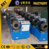 China Maker Mangueira Eléctrico Máquina de estampagem de crimpagem da Mangueira de Pressão Automática