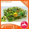 아이 연약한 실내 운동장 장비, 장난꾸러기 성곽, 아이들 정글 주제를 위한 실내 운동장