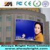 Módulo al aire libre de P6 LED que hace publicidad de la visualización de pantalla del LED
