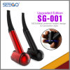 Tubo que fuma actualizado antiséptico del vaporizador Sg-001 de Seego con la tecnología infrarroja