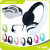 Écouteurs de câble par vente chaude avec le microphone