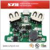 Placa de placa de circuito impresso FPC Flex de dupla face