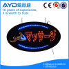 Oval Hidly Japón señal LED impermeable