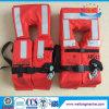 Solas одобрил тельняшку безопасности морского спасательного жилета пены EPE спасательную