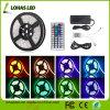 Streifen-Beleuchtung des LED-hellen Stab-DC12V 5m/Roll 300 LED 5050 SMD RGB LED