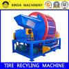 Recicl do pneu do Shredder 1200mm do pneu de Zps