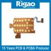 FPC de placa de circuito irregular com tratamento de superfície de ouro de imersão