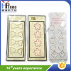 Clips de papel de los clips geométricos baratos en pequeña orden