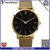 Do relógio de aço da cinta do engranzamento da boa qualidade Yxl-281 dos homens luxuosos da forma o relógio de pulso projeta homens do relógio da promoção
