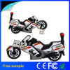Livraison gratuite en caoutchouc de moto en 3D personnalisé lecteur Flash USB 8 Go