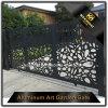 Garten-Eingangs-Aluminiumgatter-Entwürfe für Haus