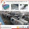 Belüftung-gewölbter Dach-Fliese-Extruder-Plastikblatt, das Maschine herstellt