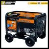 del motor solo de 8kw 8kVA conjunto de generador eléctrico portable refrescado aire de Galsoine/trifásico de EPA (JPG10000L 50/60Hz 3000rpm 110/220/230/240/380/400/415V)