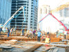 Distribuidor concreto móvel pequeno de barato 15m quente na venda de Dawin