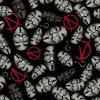 Tsautop neuer der Muster-1m/0.5m Wasser-Übergangsdrucken-Film-hydrografischer Film-hydrodrucken-Film Tssw999 Karikatur-der Entwurfs-V der Vendetta-PVA
