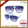 Preiswerte Plastiksonnenbrillen des heißen Verkaufs-F7154