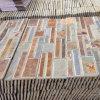 Chanfrein rustique de panneaux muraux de pierres empilées (SMC-SCP479)