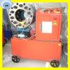 Machine sertissante sertissante d'embout de durites de machine de tube en caoutchouc