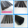 3k Plain Twill Pultruded Uni-Direction Carbon Fiber Flat Bar, Strip, Cfp Profiled Bar für Decoration und Reinforcing Material