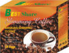 سهم جيّدة عشبيّة يخسر ينحل وزن قهوة ([مج-15] حقائب)