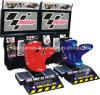 販売のためのゲームセンター機械を競争させる遊園地指名されたMoto Gp4