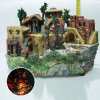 Beautiful Resin Christmas_Village House