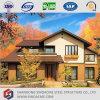 Casa ligera prefabricada de la estructura de acero