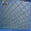 Звено цепи с покрытием из ПВХ ограждения /звено проволочной сеткой