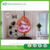 Presidenza d'attaccatura 2017 dell'oscillazione dell'uovo della canna di vimini del rattan della camera da letto con il basamento
