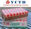 Emballage automatique de rétrécissement (10-12 paquets/mn, film+tray) (YCTD)