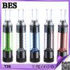 Rebuildable 2.4ml E-Liquid E Cigarette T3s Atomizer
