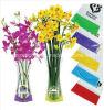 Vase rabattable en PVC promotionnel pour décoration intérieure
