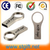 Nuovi anello istantaneo della catena chiave del pollice del bastone di memoria dell'azionamento del USB 2.0 impermeabili del metallo