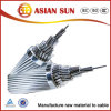 Todo conductor de aleación de aluminio AAAC 120mm2, director de orquesta con la norma DIN 48201-6