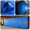 Encerado impermeável para cortinas industriais do louro da lavagem