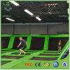 Competitive euro Standard trampoline Center for sport