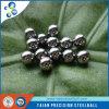 Esferas da válvula do rolamento de esferas de aço da alta qualidade