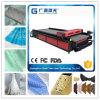 Большой автомат для резки лазера CNC кожи плоской кровати таблицы деятельности