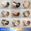 Plain Bearing DU DX SF-1 SF-2 Bimetal Bronze Graphite Brass Copper PTFE Teflon POM Slide Bushing