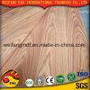 Chapa natural de roble rojo//ceniza de madera contrachapada muebles de madera de teca (E0/E1/E2)
