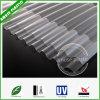 Strati di plastica ondulati 100% della scheda del tetto del policarbonato materiale del Virgin del commercio all'ingrosso