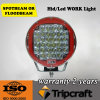 CREE LED Working Light de 9inch 96W para Tractor Boat Spot Flood 12V 24V