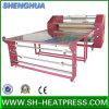 Heat rotativo Transfer Press Machine per Roll Fabric Printing
